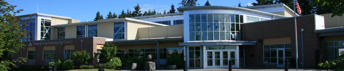 Federal Way Community Center Photo