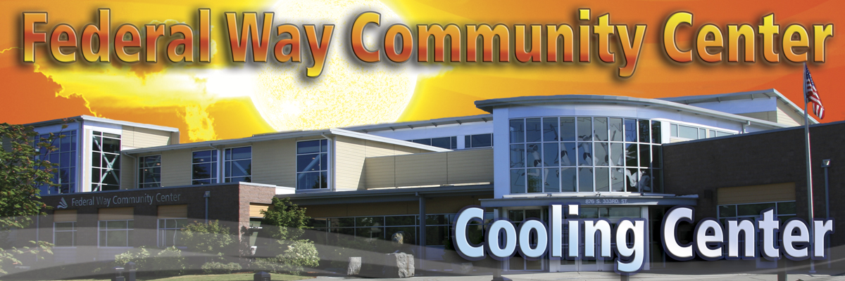 Federal Way Community Center Cooling Center