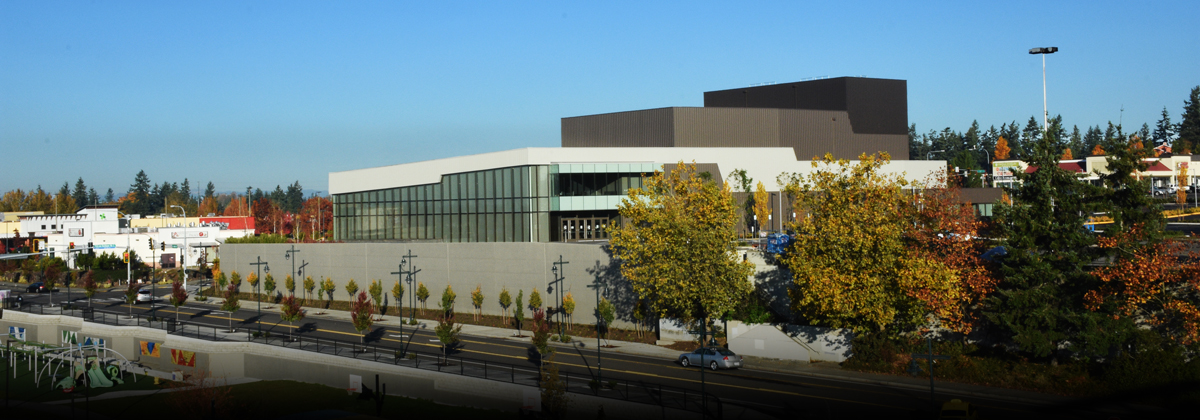 Performing Arts and Event Center Now Open